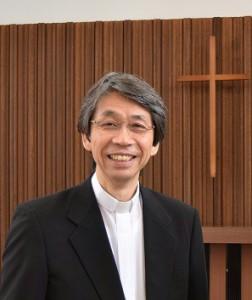東中国教区HP森牧師写真